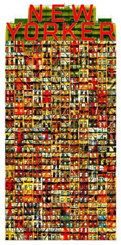Jean-Philippe Kadzinski, 'New Yorker', 2018