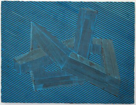 Elise Ferguson, 'Striped Knot', 2014