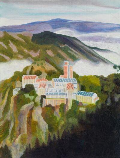 Hans Vandekerckhove, 'The Glasshouses of Canigou 1', 2021