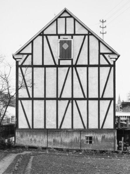 Bernd and Hilla Becher, 'Framework House: Hagener Straße 37, Wilnsdorf', 1970 / printed 2016