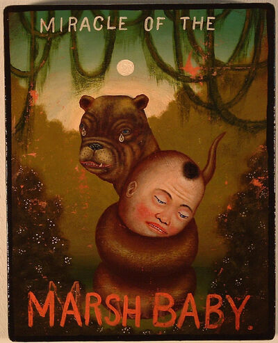 Fred Stonehouse, 'Marshbaby', 2010