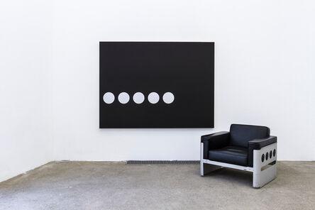 John M. Armleder, 'Galaxy (FS)', 2016