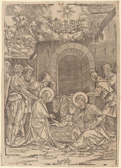 Francesco Denanto, 'The Adoration of the Shepherds'