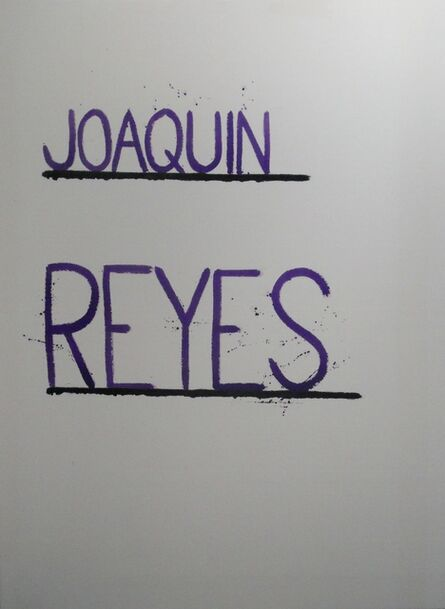 AGGTELEK, 'Joaquin Reyes', 2015