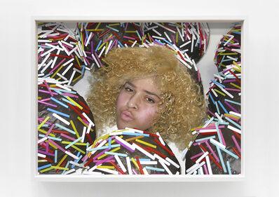 Jaimie Warren, 'Self-portrait as Bon Bon Jovi by food'lebrities (Celebrities as Food Series)', 2014
