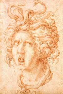 Francesco Salviati, 'Medusa', about 1540