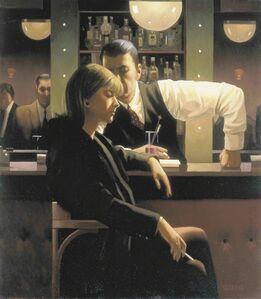 Jack Vettriano, 'Cocktails and Broken Hearts', ca. 2013