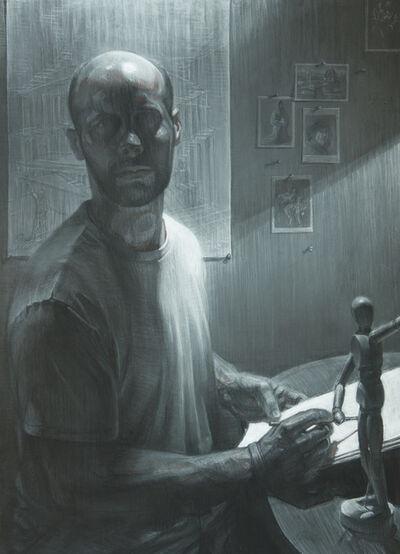 Christopher Ganz, 'Chiaroscuro'