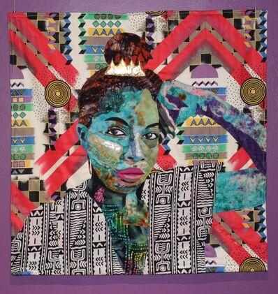 Bisa Butler, 'Thembi', 2016