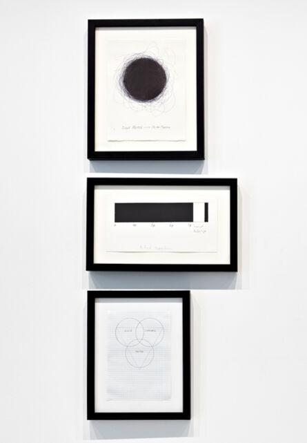 Vincent Como, 'Footnotes to Dark Matter', 2007