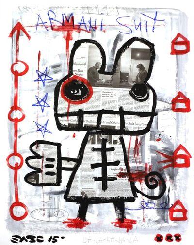 Gary John, 'Armani Suit', 2015