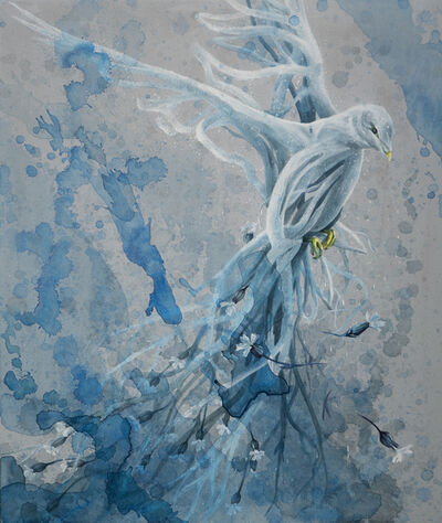 Vegan Flava, 'Polarblära / Arctic Catchfly', 2020
