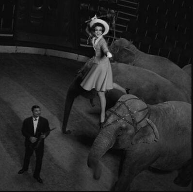 Melvin Sokolsky, 'Elephant Dance, Paris', 1965