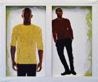 Kimathi Donkor, 'The Nkisi Aura', 2015