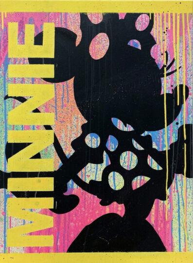 STEVIE CHOW, 'Minnie Silhouette - Yellow', 2021