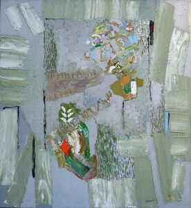 Chafic Abboud, 'Flowers of February', 1998