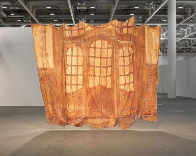 Heidi Bucher, 'Kleines Glasportal, Bellevue Kreuzlingen  (Small glass portal, Bellevue Kreuzlingen)', 1988