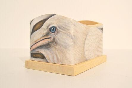 Trace Yeomans, 'White Raven Box', 2014