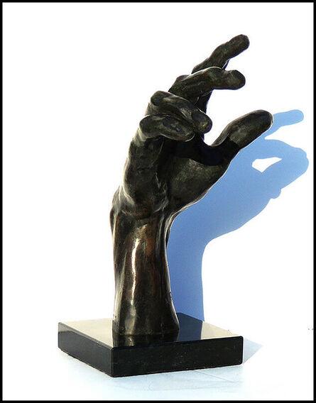 Auguste Rodin, 'Right Hand', ca. 1886