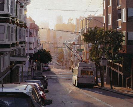 Greg Gandy, 'Summer Light on Sacramento Street', 2013