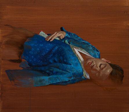 Helena Parada-Kim, 'Study for  'The Dead Man'', 2015