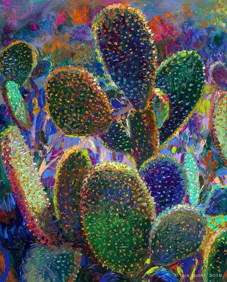 Iris Scott, 'Cactus Nocturnus', 2018