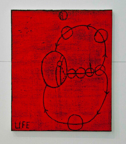 Matt Mullican, 'Notating the cosmology', 2012