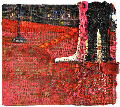 Fabian Marcaccio, 'Red Carpet', 2013