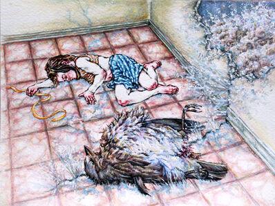 Tammy Salzl, 'Undertow', 2012