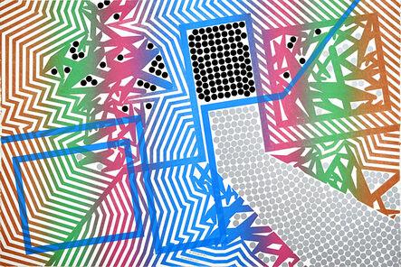 Bernard Cohen, 'Place Games I', 2011