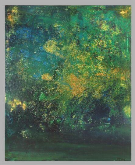 Wang Yazhong 王亚中, 'Green, Air, Water No.2', 2018