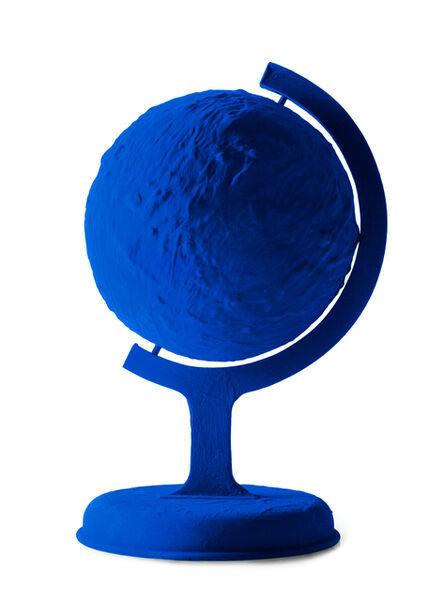 Yves Klein, 'RP7 - La Terre Bleue', 1957-88