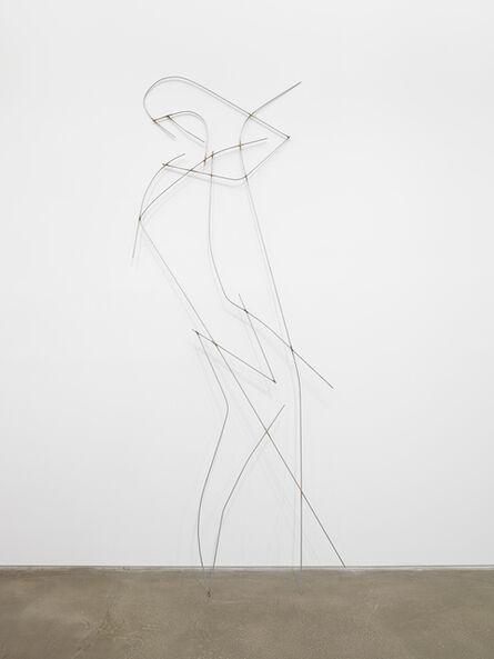 Johannes VanDerBeek, 'Throwing', 2014