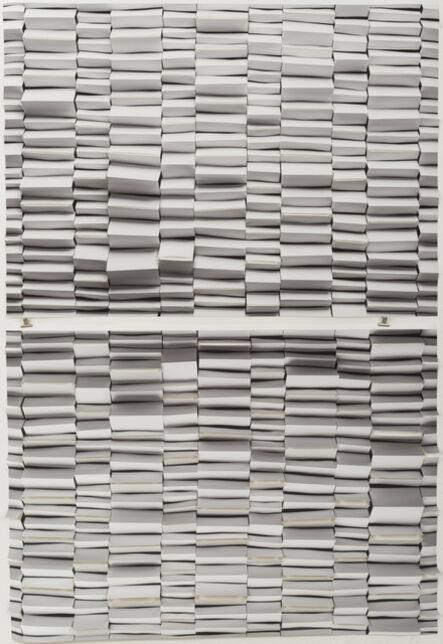 Christiane Feser, 'Lamellen 7', 2015