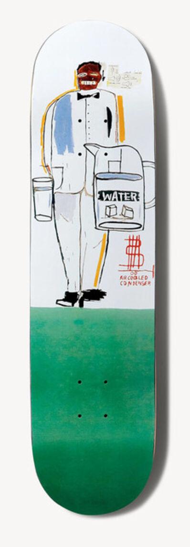 Jean-Michel Basquiat, 'Basquiat Skateboard Deck ', 2018