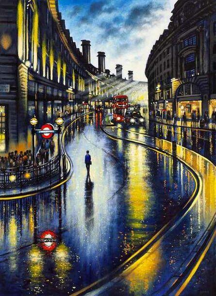 John Duffin, 'Regent Street', 2020