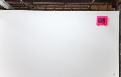 Alex Da Corte, 'Pink Scream (Persephone)', 2012