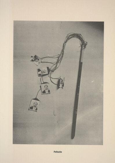 Sigmar Polke, '. . . Höhere Wesen befehlen', 1968