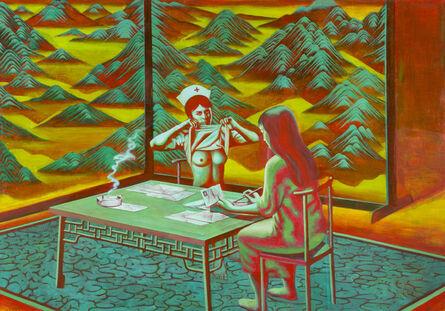 Sun Pei-Mao, 'You are whom I am whom you are', 2012