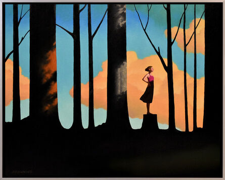 Rob Browning, 'Forest', 2018