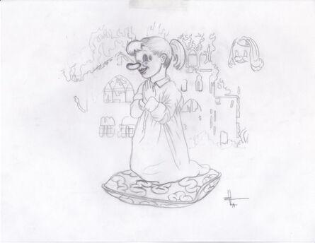 Victor Castillo, 'Untitled (Sketches) n° 09', 2011 -2021