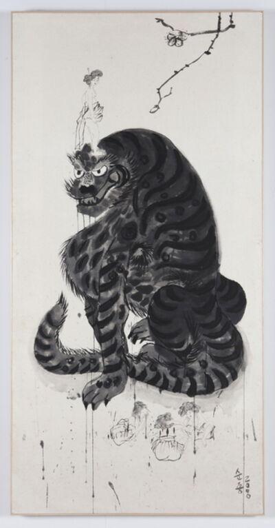 Soonjong Lee, 'Watchtower #1', 2000