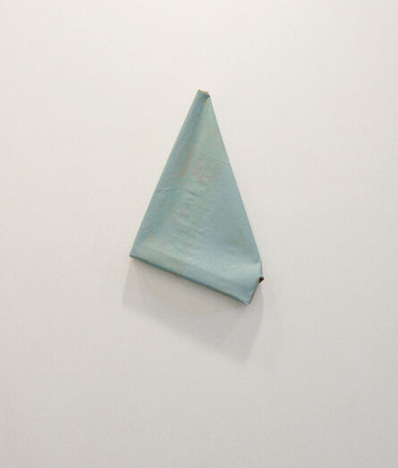 Steve Riedell, 'Folded-Over Painting', 2010