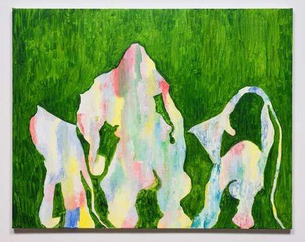 Thomas Nozkowski, 'Untitled (9-68)', 2019