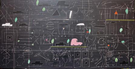 Pepe Puntas, 'La lavandería', 2016