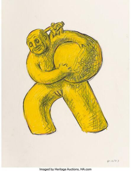Tom Otterness, 'Untitled (Female)', 1983