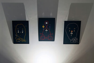 Fia Cielen, 'Three Kings Ritual', 2017