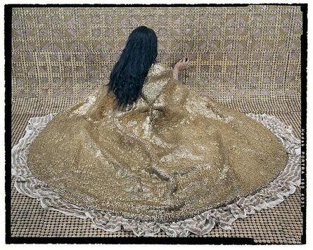 Lalla Essaydi, 'Bullets Revisited #20', 2012