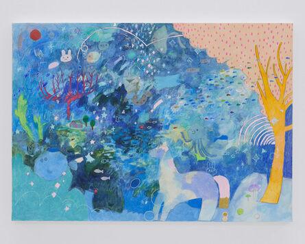 Tomoko Nagai, 'Into the Sea', 2018
