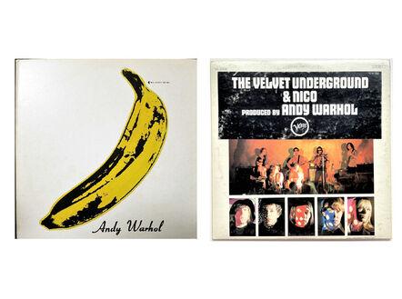 "Andy Warhol, '""Andy Warhol- Velvet Underground & Nico"", 1967, ""UN-PEELED"" Torso/Black Sticker, USA Mono Copy, MUSEUM QUALITY, RARE, 1967', 1967"